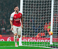 Arsenal v Everton 241015