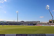 Edgbaston under the floodlights  during the Royal London 1 Day International match between England and New Zealand at Edgbaston, Birmingham, United Kingdom on 9 June 2015. Photo by Shane Healey.