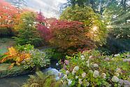 Bodnant Garden - Late October