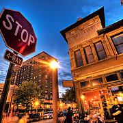 St. Louis, Missouri, Central West End area.