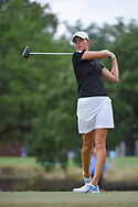 Esther Henseleit (GER) watches her tee shot on 2 during round 2 of the 2019 US Women's Open, Charleston Country Club, Charleston, South Carolina,  USA. 5/31/2019.<br /> Picture: Golffile | Ken Murray<br /> <br /> All photo usage must carry mandatory copyright credit (© Golffile | Ken Murray)