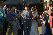 The wedding of Molly Altman and Chris Cruze at Woodmont Baptist Church with a reception at The Harding House in Nashville, Tenn. on Oct. 6, 2018.
