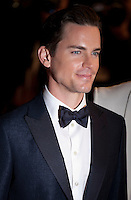 Actor Matt Bomer at the gala screening for the film The Nice Guys at the 69th Cannes Film Festival, Sunday 15th May 2016, Cannes, France. Photography: Doreen Kennedy