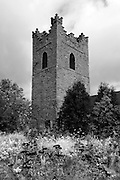 St. Audoens's Church and the City Walls, Dublin