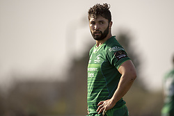 March 2, 2019 - Galway, Ireland - Colby Fainga'a of Connacht looks on during the Guinness PRO 14 match  between Connacht Rugby and Ospreys at the Sportsground in Galway, Ireland on March 2, 2019  (Credit Image: © Andrew Surma/NurPhoto via ZUMA Press)
