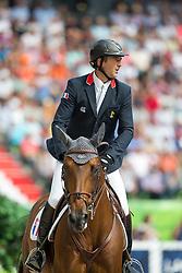 Patrice Delaveau, (FRA), Orient Express HDC - Show Jumping Final Four - Alltech FEI World Equestrian Games™ 2014 - Normandy, France.<br /> © Hippo Foto Team - Leanjo de Koster<br /> 07-09-14