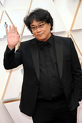 Bong Joon-Ho at the 92nd Academy Awards held at the Dolby Theatre in Hollywood, USA on February 9, 2020.