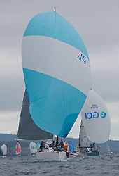 Day one of the Silvers Marine Scottish Series 2016, the largest sailing event in Scotland organised by the  Clyde Cruising Club<br /> Racing on Loch Fyne from 27th-30th May 2016<br /> <br /> IRL1335, Spirit of Jacana, Bruce/Douglas, Carrickfergus SC, J133.<br /> <br /> <br /> Credit : Marc Turner / CCC<br /> For further information contact<br /> Iain Hurrel<br /> Mobile : 07766 116451<br /> Email : info@marine.blast.com<br /> <br /> For a full list of Silvers Marine Scottish Series sponsors visit http://www.clyde.org/scottish-series/sponsors/
