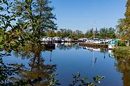 07-05-2020: Wolvega, Weststellingwerf - Jachthaven en havenvereniging Blessebrug langs de Noordwoolder Vaort bij De Linde