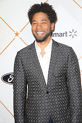 01 March 2018 - Beverly Hills, California - Jussie Smollett. 2018 Essence Black Women In Hollywood Oscars Luncheon held at the Regent Beverly Wilshire Hotel. Photo Credit: F. Sadou/AdMedia