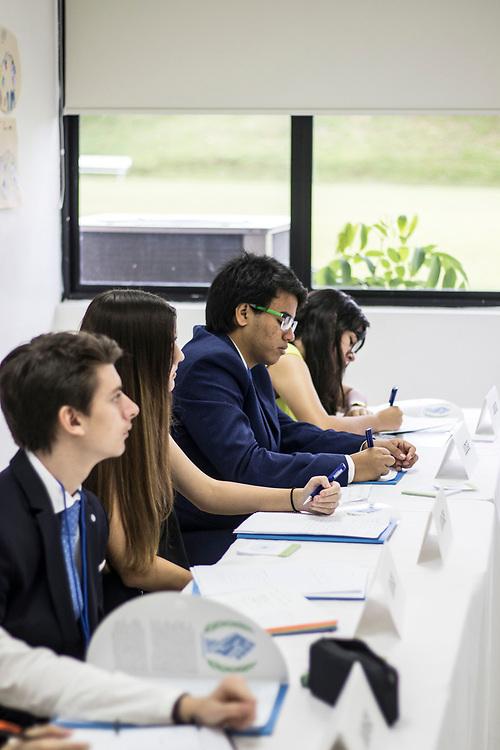 ICJ Delegates