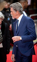 Pierce Brosnan at The Prince's Trust Awards, The London Palladium 11 Mar 2020 Photo by Brian Jordan