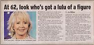 Lulu / Daily Express / January 2011