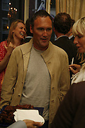 A.A. Gill, Book launch of 'A Much Married Man' by Nicholas Coleridge. English Speaking Union. London. 4 May 2006. ONE TIME USE ONLY - DO NOT ARCHIVE  © Copyright Photograph by Dafydd Jones 66 Stockwell Park Rd. London SW9 0DA Tel 020 7733 0108 www.dafjones.com