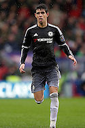 Oscar of Chelsea looks on. Barclays Premier League match, Crystal Palace v Chelsea at Selhurst Park in London on Sunday 3rd Jan 2016. pic by John Patrick Fletcher, Andrew Orchard sports photography.