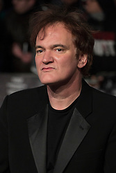 © licensed to London News Pictures. London, UK 10/01/2013. Quentin Tarantino attending the UK premiere of Django Unchained in Leicester Square, London. Photo credit: Tolga Akmen/LNP