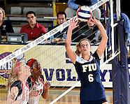Sunbelt Volleyball Match 6 - Florida International University vs Western Kentucky (Nov 18 2011)