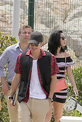 Orlando Bloom and Katy Perry out an about in Cannes, south of France, May 18, 2016. Photo by ABACAPRESS.COM    547470_001 Cannes France