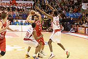 DESCRIZIONE : Pistoia Lega serie A 2013/14 Giorgio Tesi Group Pistoia Victoria Libertas Pesaro<br /> GIOCATORE : Musso Bernardo<br /> CATEGORIA : passaggio difesa<br /> SQUADRA : Victoria Libertas Pesaro <br /> EVENTO : Campionato Lega Serie A 2013-2014<br /> GARA : Giorgio Tesi Group Pistoia Victoria Libertas Pesaro<br /> DATA : 24/11/2013<br /> SPORT : Pallacanestro<br /> AUTORE : Agenzia Ciamillo-Castoria/GiulioCiamillo<br /> Galleria : Lega Seria A 2013-2014<br /> Fotonotizia : Pistoia Lega serie A 2013/14 Giorgio Tesi Group Pistoia Victoria Libertas Pesaro<br /> Predefinita :