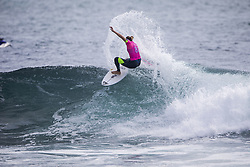 September 12, 2017 - Stephanie Gilmore of Australia surfing during Heat 1 Round Three of Swatch Pro at Lower Trestles in San Clemente, CA, USA..Swatch Pro 2017, California, USA - 12 Sep 2017 (Credit Image: © Rex Shutterstock via ZUMA Press)