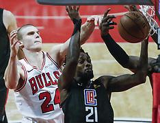 Clippers vs Bulls - 15 March 2019