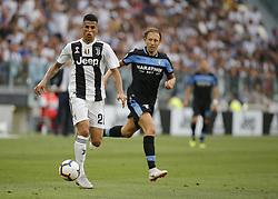 August 25, 2018 - Turin, Italy - Joo Cancelo during Serie A match between Juventus v Lazio, in Turin, on August 25, 2018  (Credit Image: © Loris Roselli/NurPhoto via ZUMA Press)