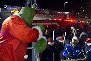 Town of Wallkill, New York - Town of Wallkill Holiday Parade and Tree Lighting  on  Nov. 2, 2014.