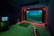 Golf Simulator: Trump Plaza Jersey City