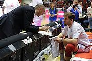 DESCRIZIONE : Pistoia Lega A 2015-16 Giorgio Tesi Group Pistoia Manital Torino<br /> GIOCATORE : Aleksander Czyz<br /> CATEGORIA : pre game riscaldamento coach allenatore<br /> SQUADRA : Giorgio Tesi Group Pistoia<br /> EVENTO : Campionato Lega A 2015-2016<br /> GARA : Giorgio Tesi Group Pistoia Manital Torino<br /> DATA : 26/03/2016<br /> SPORT : Pallacanestro <br /> AUTORE : Agenzia Ciamillo-Castoria/G.Masi<br /> Galleria : Lega Basket A 2015-2016<br /> Fotonotizia : Pistoia Lega A 2015-16 Giorgio Tesi Group Pistoia Manital Torino
