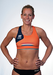 Sanne Keizer during the BTN photoshoot on 3 september 2020 in Den Haag.