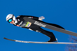 Simon Ammann (SUI) during the Qualification round of the Ski Flying Hill Individual Competition at Day 1 of FIS Ski Jumping World Cup Final 2019, on March 21, 2019 in Planica, Slovenia. Photo by Matic Ritonja / Sportida