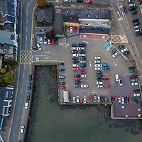 Kinsale town car park<br /> Picture. John Allen