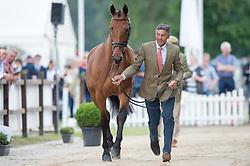 Nicholson Andrew, (NZL), Qwanza<br /> First Horse Inspection <br /> CCI4* Luhmuhlen 2016 <br /> © Hippo Foto - Jon Stroud