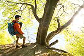 Hiking Denmarks Islands