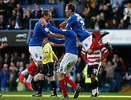 Portsmouth v Doncaster Rovers 221011