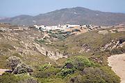Mesangros village, Rhodes, Greece