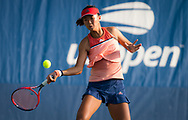 Liu Fangzhou of China in action during the first qualification round at the 2018 US Open Grand Slam tennis tournament, New York, USA, August 22th 2018, Photo Rob Prange / SpainProSportsImages / DPPI / ProSportsImages / DPPI