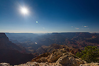 View at sunset from Lipan Point, Grand Canyon National Park, Arizona, USA