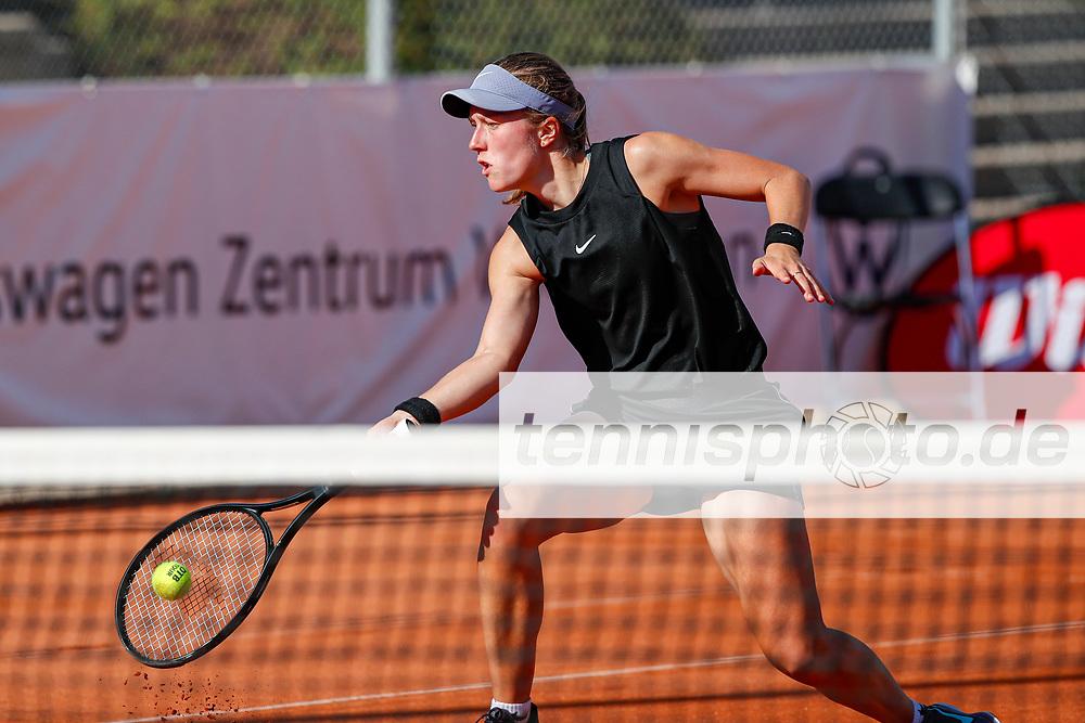 Lena Papadakis (GER) - WTO Wiesbaden Tennis Open - ITF World Tennis Tour 80K, 23.9.2021, Wiesbaden (T2 Sport Health Club), Deutschland, Photo: Mathias Schulz