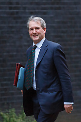 © licensed to London News Pictures. London, UK 07/01/2014. Environment Secretary, Owen Paterson attending to a cabinet meeting in Downing Street on Tuesday, 7 January 2014. Photo credit: Tolga Akmen/LNP