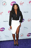 Serena Williams, WTA Pre-Wimbledon Party, Kensington Roof Gardens, London UK, 23 June 2016, Photo by Richard Goldschmidt