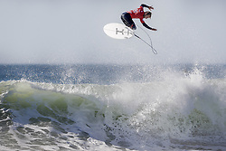 October 24, 2017 - Peniche, Portugal - JOSH KERR of Australia will surf in Round Five of the MEO Rip Curl Pro Portugal after placing second in Heat 3 of Round Four at Supertubos, Peniche, Portugal. (Credit Image: © Rex Shutterstock via ZUMA Press)