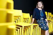 Simona Scarpaleggia, Chefin Ikea Schweiz fotografiert am 17. Juli 2019 in Spreitenbach.<br />Photo Siggi Bucher