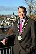 Michael Vaughan, (Vaughan Lodge, Lahinch), who was electd President of the Irish Hotels Federation at the IHF annual conference in Kilkenny..Picture by Don MacMonagle