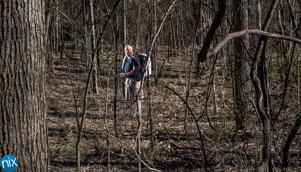When Mike Trafton retires from the Concord Police Department next month, he plans to take his passion for hiking on the ultimate quest, a six-month trek on the Appalachian Trail.