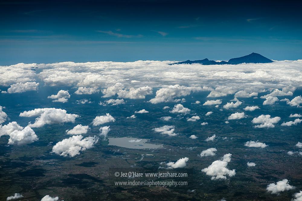 Lombok International Airport & Mount Rinjani, Nusa Tenggara Barat, Indonesia
