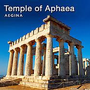 Pictures of Aegina Greek Temple of Apollo & Aphaia