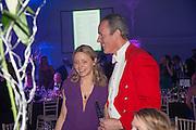 ALEX ROSS-WILSON; AMANDA EASTWOOD, Quorn Hunt Ball, Stanford Hall. Standford on Soar. 25 January 2014