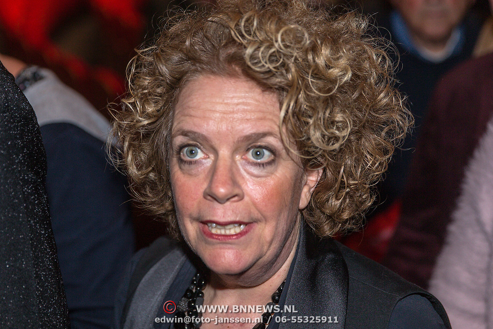 NLD/Zaandam/20190219- Première Karin Bloemen Souvenirs, Brigitte Kaandorp