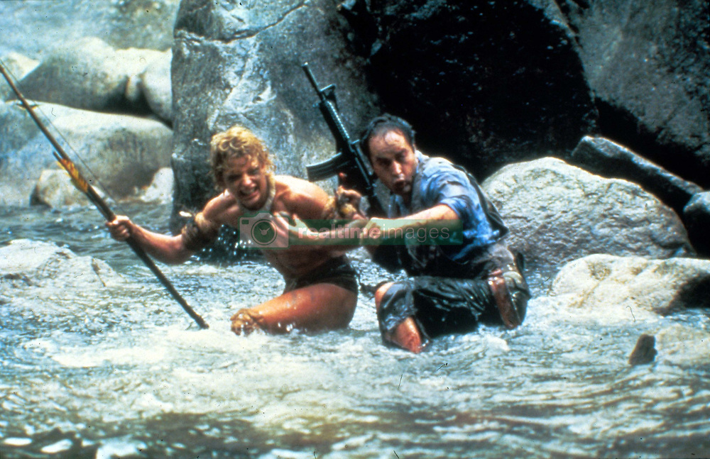 May 15, 2017 - Hollywood, USA - THE EMERALD FOREST (1985)..CHARLEY BOORMAN, POWERS BOOTHE..EMRF 011..MOVIESTORE COLLECTION LTD..Credit: Moviestore Collection/face to face..- Editorial use only  (Credit Image: © face to face via ZUMA Press)